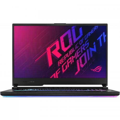 Laptop ASUS ROG Strix G17 G712LV-EV009T, Intel Core i7-10750H, 17.3inch, RAM 16GB, SSD 1TB, nVidia GeForce RTX 2060 6GB, Windows 10, Black