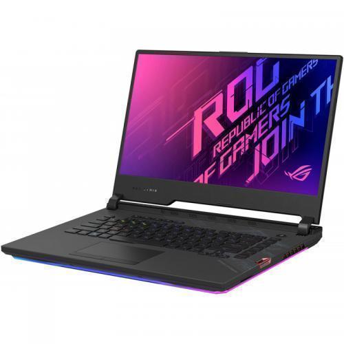 Laptop ASUS ROG Strix SCAR 15 G532LWS-HF095T, Intel Core i9-10980HK, 15.6inch, RAM 32GB, SSD 2x 512GB, nVidia GeForce RTX 2070 SUPER 8GB, Windows 10, Black