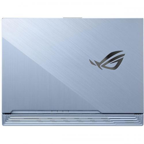 Laptop ASUS ROG Strix Scar III G531GW-AL251, Intel Core i7-9750H, 15.6inch, RAM 16GB, SSD 512GB, nVidia GeForce RTX 2070 8GB, No OS, Glacier Blue