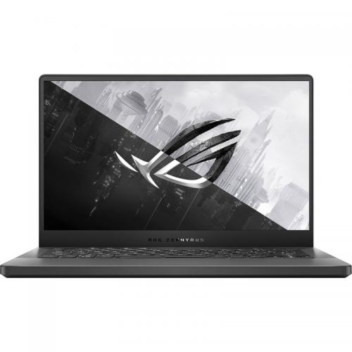 Laptop ASUS ROG Zephyrus G14 GA401IV-HA027, AMD Ryzen 9 4900HS, 14inch, RAM 32GB, SSD 1TB, nVidia GeForce RTX 2060 Max-Q 6GB, No OS, Eclipse Gray