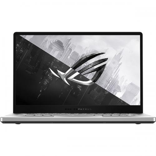 Laptop ASUS ROG Zephyrus G14 GA401IV-HA037, AMD Ryzen 9 4900HS, 14inch, RAM 16GB, SSD 1TB, nVidia GeForce RTX 2060 Max-Q 6GB, No OS, Moonlight White