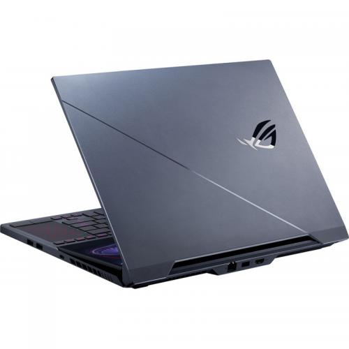Laptop ASUS ROG Zephyrus Duo G15 GX550 GX550LWS-HC065T, Intel Core i7-10875H, 15.6 inch, RAM 32GB, SSD 1TB, nVidia GeForce RTX 2070 SUPER 6GB, Windows 10, Gunmetal Gray