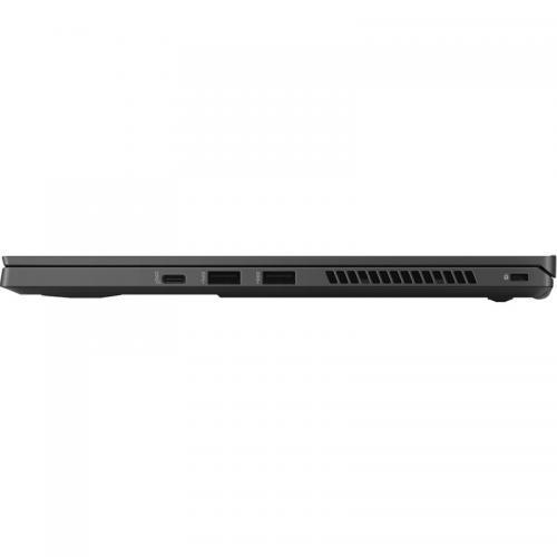 Laptop ASUS ROG Zephyrus G14 GA401IV-HE010, AMD Ryzen 9 4900HS, 14inch, RAM 16GB, SSD 1TB, Nvidia GeForce RTX 2060 Max-Q 6GB, No OS, Eclipse Gray