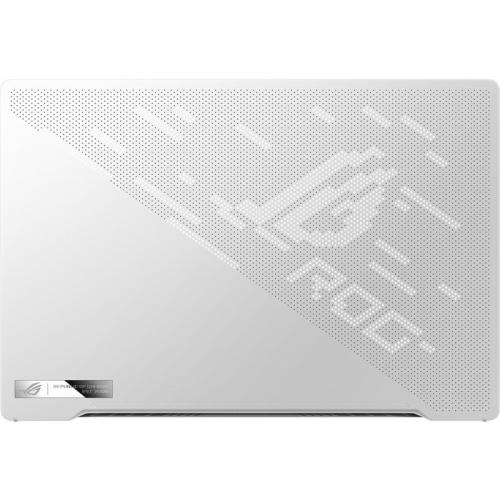 Laptop ROG Zephyrus G14 GA401IV-HE135T, AMD Ryzen 9 4900HS, 14inch, RAM 16GB, SSD 1TB, nVidia GeForce RTX 2060 Max-Q 6GB, Windows 10, Moonlight White AniMe Matrix