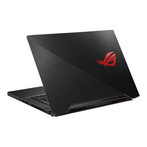 Laptop ASUS ROG Zephyrus S15 GX502LXS-HF038T, Intel Core i7-10875H, 15.6inch, RAM 32GB, SSD 512GB + SSD 512GB, nVidia GeForce RTX 2080 Super 8GB, Windows 10, Brushed Black