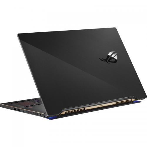 Laptop ASUS ROG Zephyrus S17 GX701LV-HG042T, Intel Core i7-10875H, 17.3inch, RAM 16GB, SSD 1TB, nVidia GeForce RTX 2060 6GB, Windows 10, Black