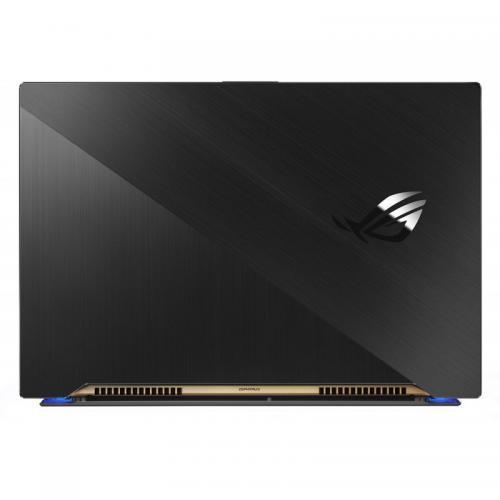 Laptop ASUS ROG Zephyrus S17 GX701LWS-HG091T, Intel Core i7-10875H, 17.3inch, RAM 16GB, SSD 1TB, nVidia GeForce RTX 2070 SUPER 8GB, Windows 10, Black