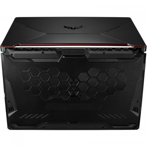 Laptop ASUS TUF A17 FA706II-H7066, AMD Ryzen 5 4600H, 17.3inch, RAM 8GB, SSD 512GB, nVidia GeForce GTX 1650 Ti 4GB, No OS, Bonfire Black