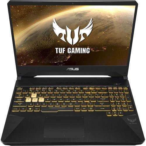 Laptop ASUS TUF Gaming FX505DD-BQ114, AMD Ryzen 5 3550H, 15.6inch, RAM 8GB, SSD 256GB, nVidia GeForce GTX 1050 3GB, No OS, Black