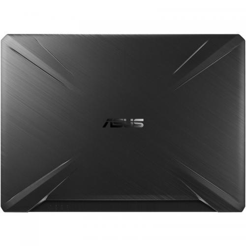 Laptop ASUS TUF FX505GT-HN162, Intel Core i7-9750H, 15.6inch, RAM 8GB, HDD 1TB + SSD 256GB, nVidia GeForce GTX 1650 4GB, No OS, Future Tank