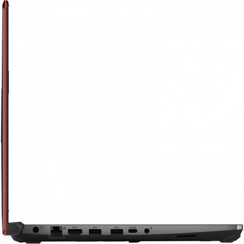 Laptop ASUS TUF Gaming A15 FA506II-BQ150, AMD Ryzen 7 4800H, 15.6inch, RAM 8GB, SSD 512GB, nVidia GeForce GTX 1650 Ti 4GB, No OS, Bonfire Black