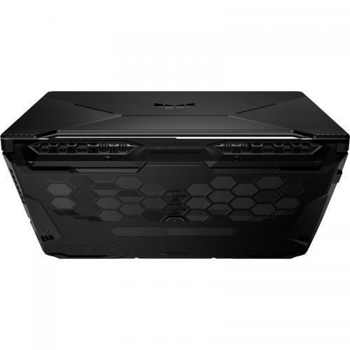 Laptop ASUS TUF Gaming A15 FA506QM-HN008, AMD Ryzen 7 5800H, 15.6inch, RAM 16GB, SSD 512GB, nVidia GeForce RTX 3060 6GB, No OS, Bonfire Black