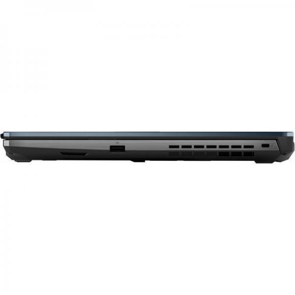 Laptop ASUS TUF Gaming  F15 FX506LH-HN102, 15.6inch, Intel Core i7-10870H, RAM 8GB, SSD 512GB, nVidia GeForce GTX 1650 4GB, No OS, Fortress Gray