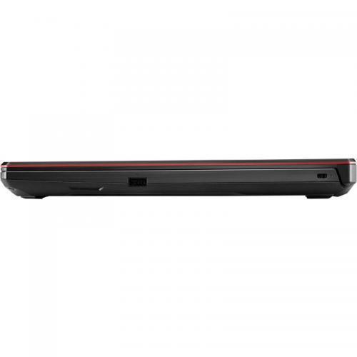 Laptop ASUS TUF Gaming F15 FX506LI-BQ103, Intel Core i7-10870H, 15.6inch, RAM 8GB, SSD 512GB, nVidia GeForce GTX 1650 Ti 4GB, No OS, Bonfire Black