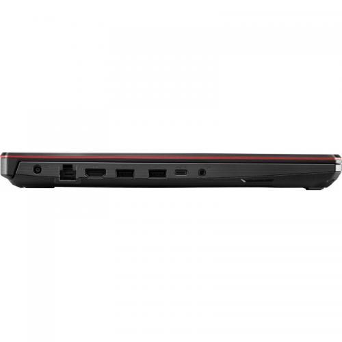 Laptop ASUS TUF Gaming F15 FX506LI-HN108, Intel Core i7-10870H, 15.6inch, RAM 8GB, SSD 512GB, nVidia GeForce GTX 1650 Ti 4GB, No OS, Bonfire Black