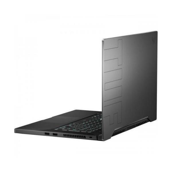 Laptop ASUS TUF Gaming F15 FX516PC-HN003, Intel Core i5-11300H, 15.6inch, RAM 16GB, SSD 512GB, nVidia GeForce RTX 3050 4GB, No OS, Eclipse Gray