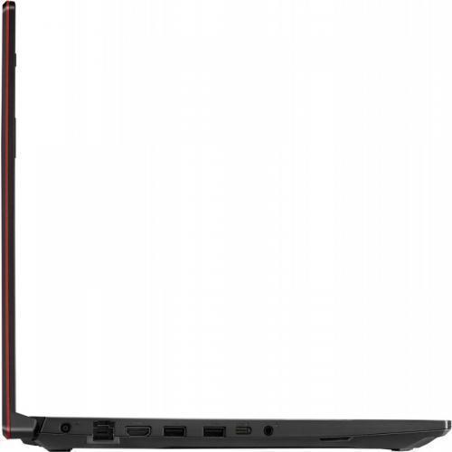 Laptop ASUS TUF Gaming F17 FX706LI-HX200, Intel Core i5-10300H, 17.3inch, RAM 8GB, SSD 512GB, nVidia GeForce GTX 1650 Ti 4GB, No OS, Bonfire Black