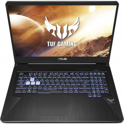 Laptop ASUS TUF Gaming FX705DT-AU049, AMD Ryzen 5 3550H, 17.3inch, RAM 8GB, SSD 256GB, nVidia GeForce GTX 1650 4GB, No OS, Black