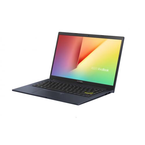 Laptop ASUS VivoBook 14 M413IA-EB369, AMD Ryzen 5 4500U, 14inch, RAM 8GB, SSD 512, AMD Radeon Graphics, No OS, Bespoke Black