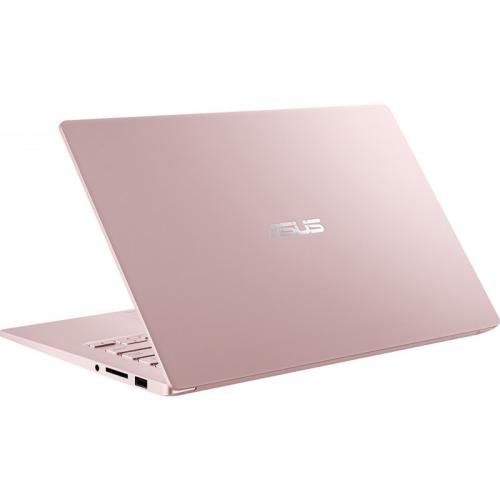 Laptop ASUS VivoBook 14 X403FA-EB020, Intel Core i5-8265U, 14inch, RAM 8GB, SSD 512GB, Intel UHD Graphics 620, Endless OS, Petal Pink