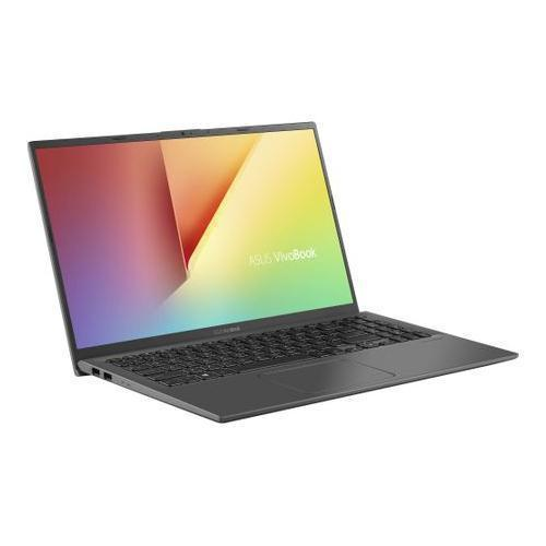 Laptop ASUS VivoBook 15 X512FA-EJ1135, Intel Core i3-8145U, 15.6inch, RAM 8GB, SSD 256GB, Intel UHD Graphics 620, No OS, Slate Gray