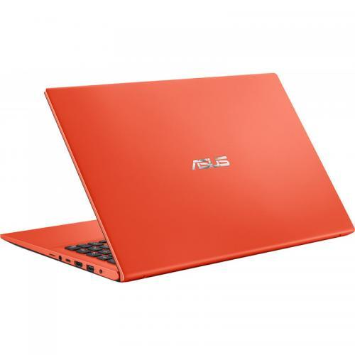 Laptop ASUS VivoBook 15 X512FA-EJ925, Intel Core i3-8145U, 15.6inch, RAM 4GB, SSD 256GB, Intel UHD Graphics 620, No OS, Coral Crush