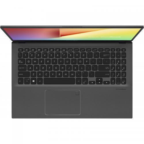 Laptop ASUS VivoBook 15 X512FL-EJ393, Intel Core i5-8265U, 15.6inch, RAM 8GB, SSD 256GB, nVidia GeForce MX250 2GB, No OS, Slate Gray