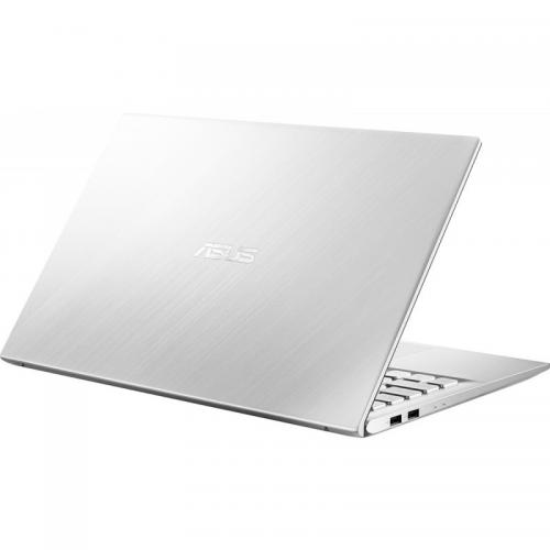 Laptop ASUS VivoBook 15 X512JA-EJ352, Intel Core i3-1005G1, 15.6inch, RAM 8GB, SSD 256GB, Intel UHD Graphics, No OS, Transparent Silver