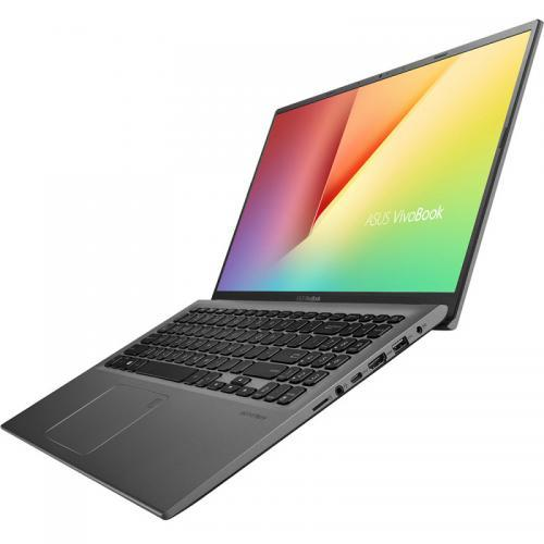 Laptop ASUS VivoBook 15 X512JP-EJ179, Intel Core i5-1035G1, 15.6inch, RAM 8GB, SSD 512GB, nVidia GeForce MX330 2GB, No OS, Slate Gray