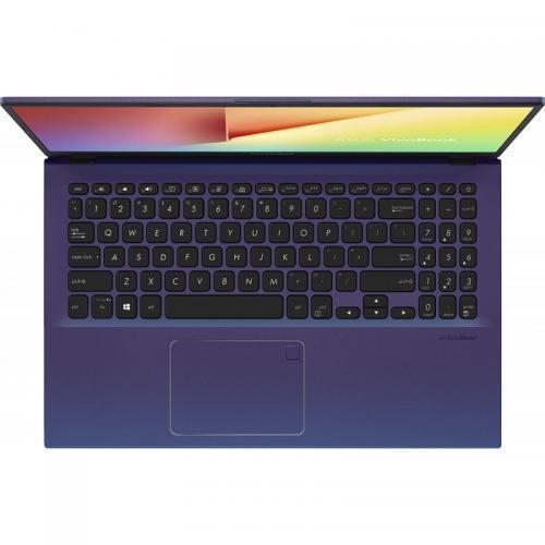 Laptop ASUS VivoBook 15 X512JP-EJ180, Intel Core i5-1035G1, 15.6inch, RAM 8GB, SSD 512GB, nVidia GeForce MX330 2GB, No OS, Peacock Blue
