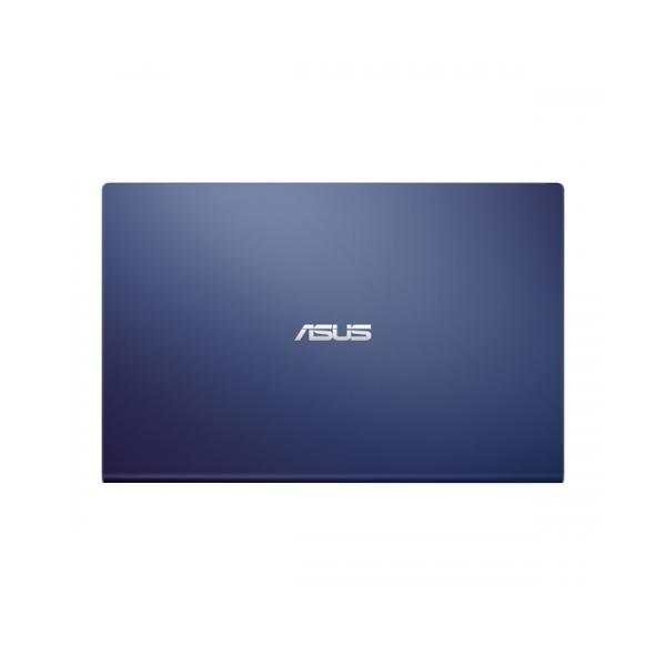 Laptop ASUS X515EA-BR394, Intel Core i3-1115G4, 15.6inch, RAM 8GB, SSD 256GB, Intel UHD Graphics, No OS, Peacock Blue