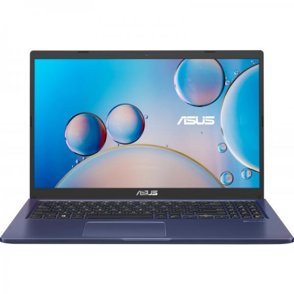 Laptop ASUS X515JA-EJ628, Intel Core i3-1005G1, 15.6inch, RAM 8GB, SSD 256GB, Intel UHD Graphics, No OS, Peacock Blue
