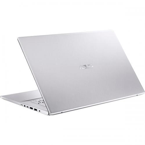 Laptop ASUS VivoBook 17 M712DA-AU100, AMD Ryzen 5 3500U, 17.3inch, RAM 8GB, SSD 512GB, AMD Radeon Vega 8, No OS, Transparent Silver