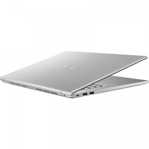 Laptop ASUS VivoBook 17 M712DK-AU035, AMD Ryzen 3 3200U, 17.3inch, RAM 8GB, SSD 256GB, AMD Radeon RX 540X 2GB, No OS, Transparent Silver