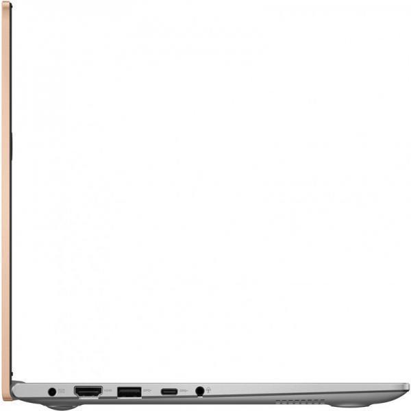 Laptop ASUS VivoBook K413FA-EB861, Intel Core i3-10110U, 14inch, RAM 8GB, SSD 512GB, Intel UHD Graphics, No OS, Hearty Gold