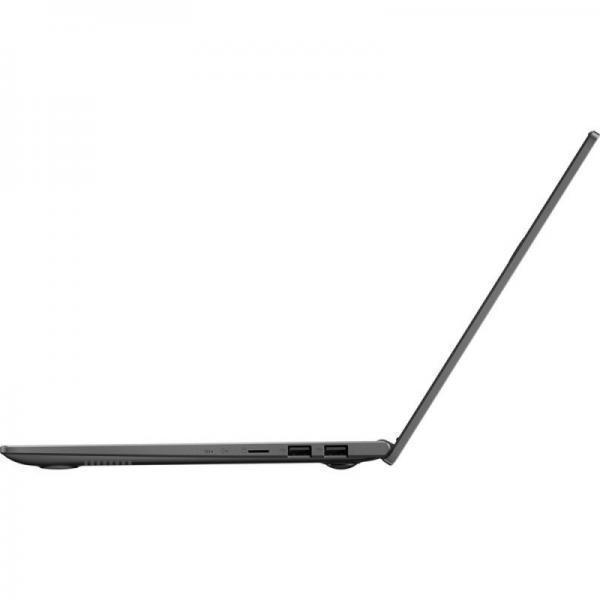 Laptop ASUS Vivobook K413JA-EB534, Intel Core i5-1035G1, 14inch, RAM 8GB, SSD 512GB, Intel UHD Graphics, No OS, Indie Black