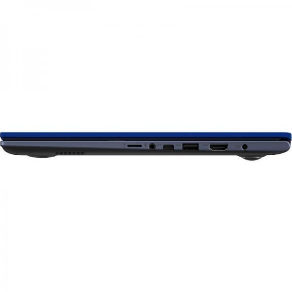 Laptop ASUS Vivobook M513IA-BQ544, AMD Ryzen 5 4500U, 15.6inch, RAM 8GB, SSD 512GB, AMD Radeon Graphics, No OS, Cobalt Blue