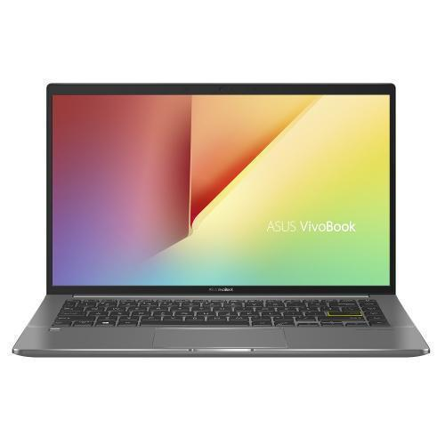 Laptop ASUS VivoBook S14 S435EA-KC050R, Intel Core i7-1165G7, 14inch, RAM 16GB, SSD 1TB, Intel Iris Plus Graphics, Windows 10 Pro, Deep Green