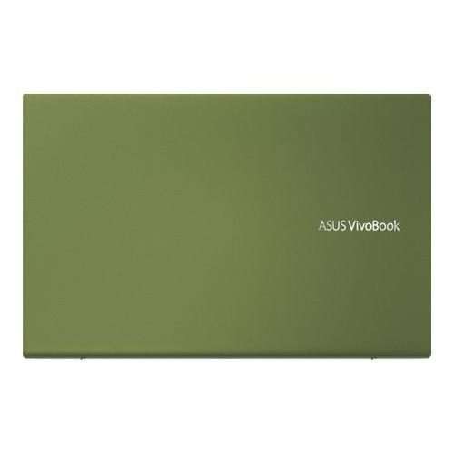 Laptop ASUS VivoBook S15 S531FA-BQ013, Intel Core i5-8265U, 15.6inch, RAM 8GB, SSD 256GB, Intel UHD Graphics 620, No OS, Moss Green