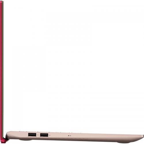 Laptop ASUS VivoBook S15 S532FA-BQ083R, Intel Core i7-8565U, 15.6inch, RAM 16GB, SSD 512GB, Intel UHD Graphics 620, Windows 10, Punk Pink