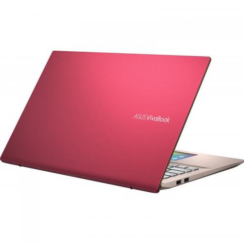 Laptop ASUS VivoBook S15 S532FA-BQ083R, Intel Core i7-8565U, 15.6inch, RAM 16GB, SSD 512GB, Intel UHD Graphics 620, Windows 10 Pro, Punk Pink