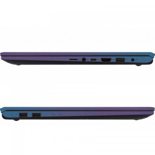 Laptop ASUS VivoBook 15 X512DK-EJ054, AMD Ryzen 5 3500U, 15.6inch, RAM 8GB, SSD 512GB, AMD Radeon RX 540X 2GB, No OS, Peacock Blue
