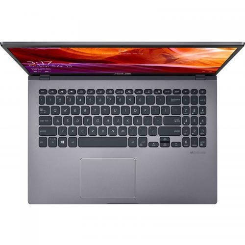 Laptop ASUS X509FA-EJ075, Intel Core i3-8145U, 15.6inch, RAM 4GB, SSD 256GB, Intel UHD Graphics 620, Endless OS, Slate Grey