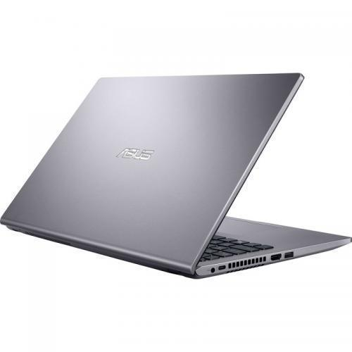 Laptop ASUS X509FA-EJ075R, Intel Core i3-8145U, 15.6inch, RAM 4GB, SSD 256GB, Intel UHD Graphics 620, Windows 10 Pro, Slate Grey