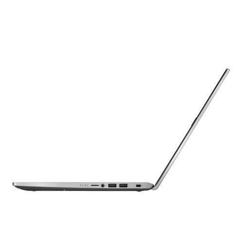 Laptop ASUS X509FA-EJ076, Intel Core i3-8145U, 15.6inch, RAM 4GB, SSD 256GB, Intel UHD Graphics 620, Endless OS, Transparent Silver