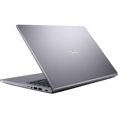 Laptop ASUS X509FA-EJ081R, Intel Core i7-8565U, 15.6inch, RAM 8GB, SSD 512GB, Intel UHD Graphics 620, Windows 10 Pro, Slate Grey