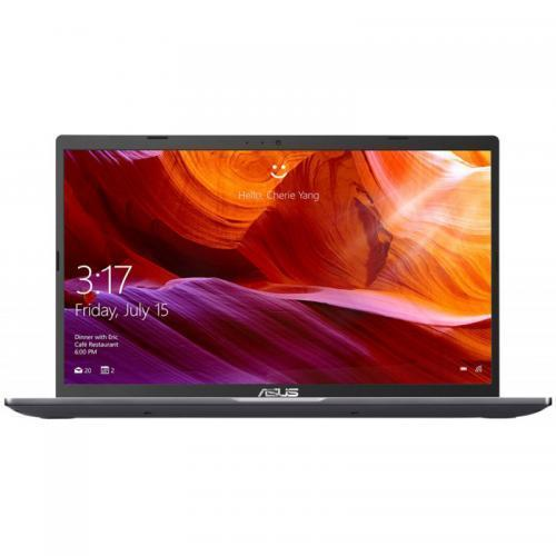 Laptop ASUS X509FB-EJ267, Intel Core i5-8265U, 15.6inch, RAM 8GB, SSD 512GB, nVidia GeForce MX110 2GB, Endless OS, Slate Grey