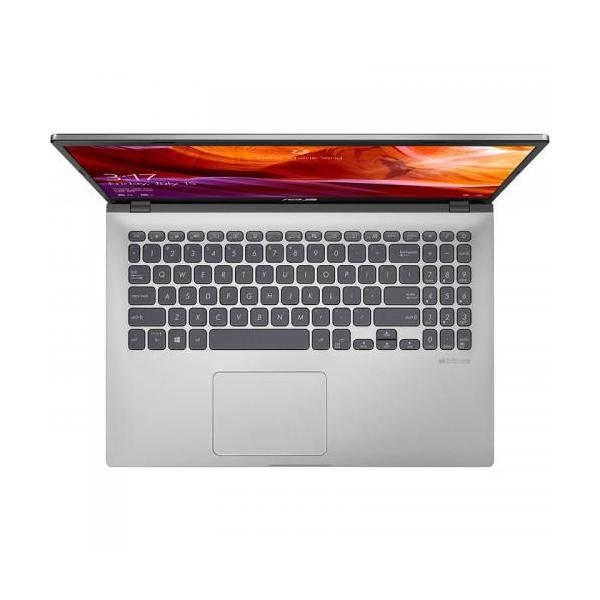 Laptop ASUS X509JA-EJ024, Intel Core i5-1035G1, 15.6inch, RAM 8GB, SSD 512GB, Intel UHD Graphics, No OS, Transparent Silver