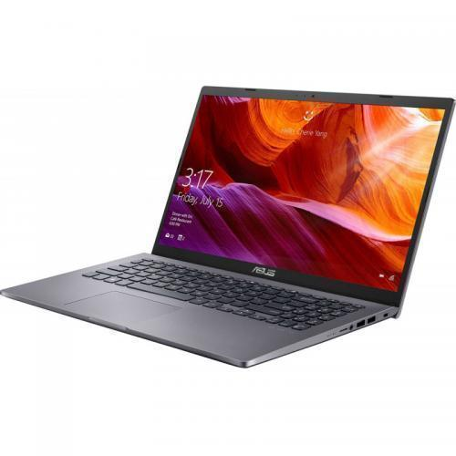 Laptop ASUS X509JA-EJ025T, Intel Core i3-1005G1, 15.6inch, RAM 4GB, SSD 256GB, Intel UHD Graphics, Windows 10, Slate Gray