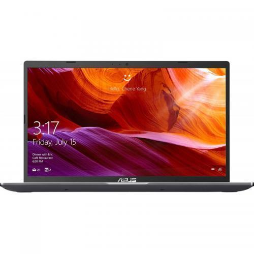 Laptop ASUS X509JA-EJ031R, Intel Core i7-1065G7, 15.6inch, RAM 8GB, SSD 512GB, Intel Iris Plus Graphics, Windows 10 Pro, Slate Gray
